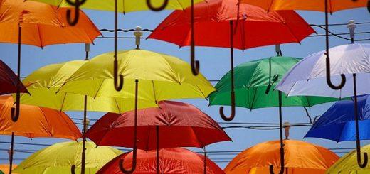 Депрессию можно вылечить спомощью зонта